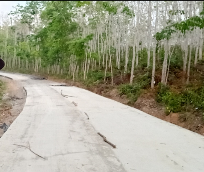 Kabupaten PALI Mulai Mempercantik Melalui Program Insfrastruktur Jalan Yang Memadai