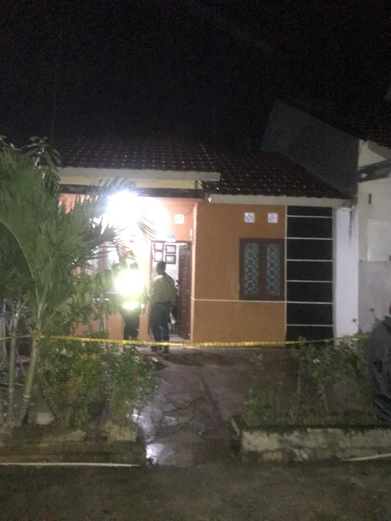 Breaking news! Anak kandung Menghabisi Nyawa Ibu Di Kota Prabumulih
